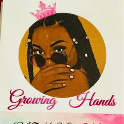 Growing Hands LLC, Provide after receiving deposit, Indianapolis, 46224