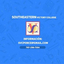 Southeastern Victory College Ponce, 700 Unicorn Park Dr, Woburn, 01801