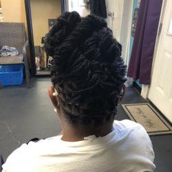 Jackie's Braid & Hair Studio, 3640 Dickerson Pike, 10, Nashville, 37207