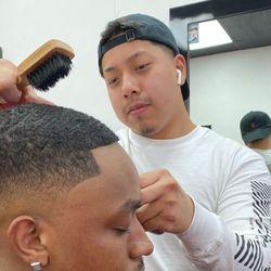 Frankie Perez - Xclusiv Barber Lounge, Fusion Nails