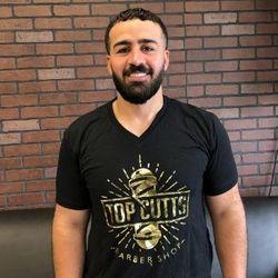 Marvin - Top Cutts Barber Shop