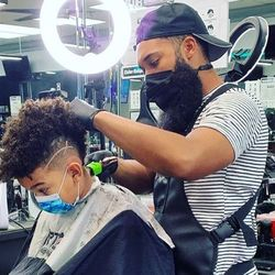 Ricky The Barber, 5124 s Conway rd, Orlando, 32812