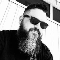 Chad Whitman - The Bearded Eagle barbershop