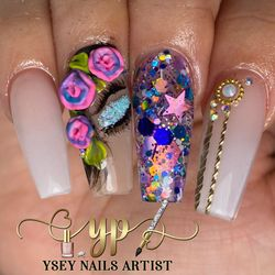 Ysey Nails, Calle B 58 Puente blanco, Cataño, 00962