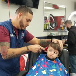 Matt the Barber @The Barbershop, 8629 W Hillsborough Ave 33615, Tampa, FL, 33615