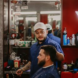 Paz the barber @exclusive studios, 110 North Main Street, Mishawaka, 46544