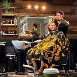 Nyno @ Cigar City Barbershop, 1501 E 9th Ave, Ybor City, 33605