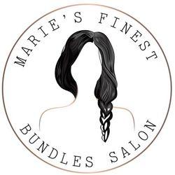 Marie's Finest Bundles Salon, 1010  Hwy 34 East suite D, Suite D, Newnan, 30265