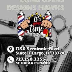 thompson_thebarber, 1250 Seminole Blvd, Suite 2, Largo, 33770