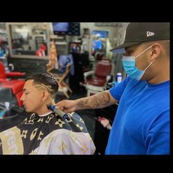Anthony The Barber - The Barber