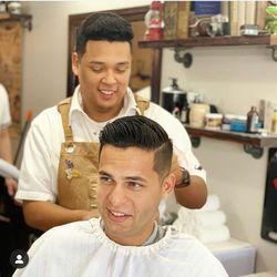 Edward García - Tonsorial Parlor Barbershop