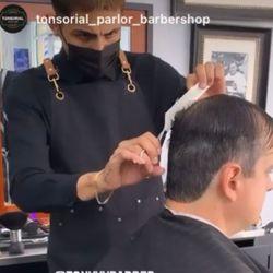 Antonio - Tonsorial Parlor Barbershop