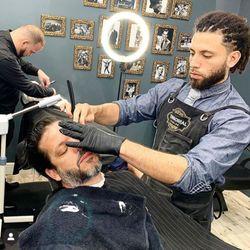 Dom - Tonsorial Parlor Barbershop
