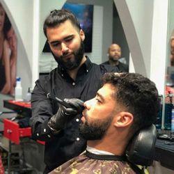 Manny - Tonsorial Parlor Barbershop