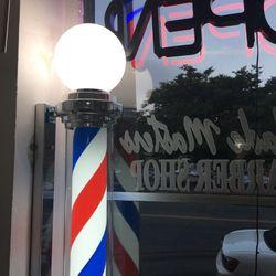 BLADEMASTERS BARBERSHOP, 65 Everett Avenue, Chelsea, 02150