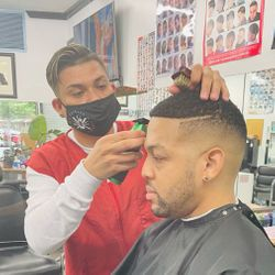 Jorge - Mario's Barbers and Stylists