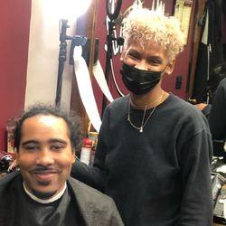 Deeja Semper - Mike Blendz Barbershop Salon