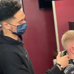 Garland Hulburt - Mike Blendz Barbershop Salon