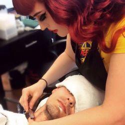 Desiree Noir - American Traditional Barbershop