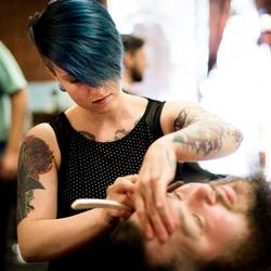 Ashley Newport - American Traditional Barbershop