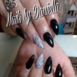 Nails by Daniella at The Chameleon Full service salon, 1322 9th street, Alamogordo, 88310