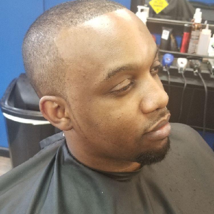 Brush fade Haircut by Miz/Mike