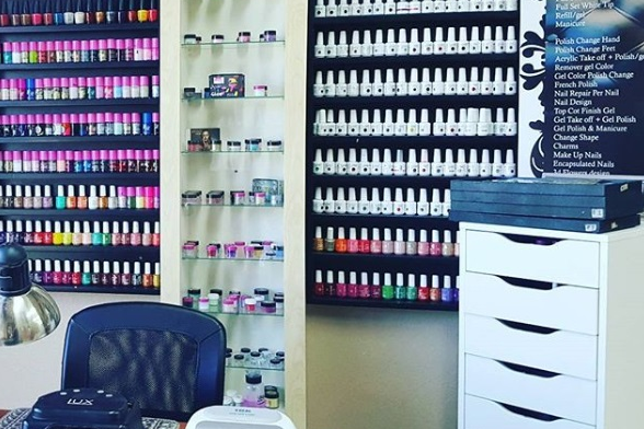 LOVE NAILS (inside D'Sexy Look Beauty Salon, Chula Vista, CA - pricing,  reviews, book appointments online | Booksy com