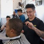 Goodfellas Barbershop - inspiration