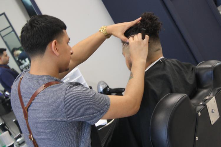 Barber Ric @ Cutting Edge Barbershop