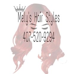 Mely's Hair Styles & Studio by Mely, 23 N Stewart Ave, Kissimmee, 34741