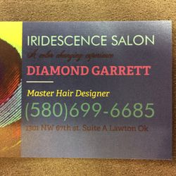 IRIDESCENCE SALON, 1301 NW 67th St, Suite A, Lawton, 73505