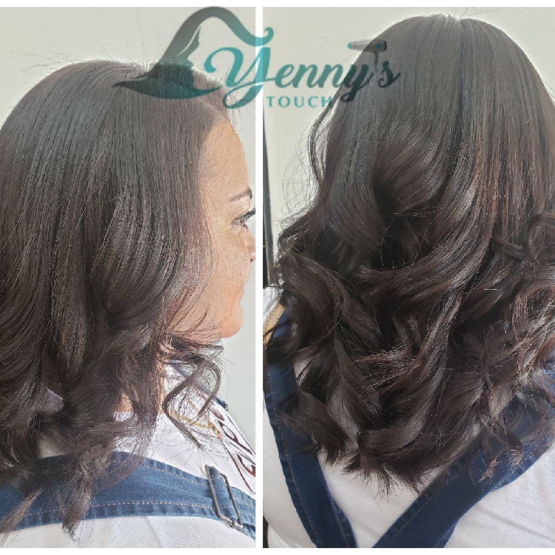 Yenny's Touch @ Morenita's Salon II