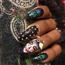HollyJoy Nail Society, 4925 University Dr, Inside VIP Nails by Valerie Suite 172, Huntsville, 35816