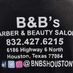 B&B's Barber And Beauty Salon