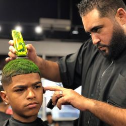 Jose's Barber Studio, 2100 E. Osceola parkway, Kissimmee, 34743