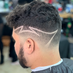 Batman The Barber at Aces BarberCo