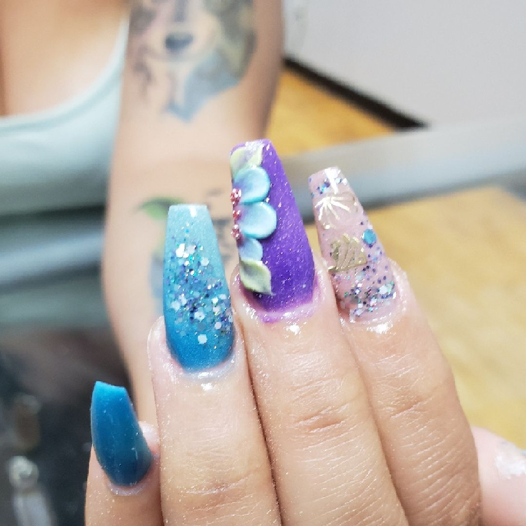D'Nails By:Delish