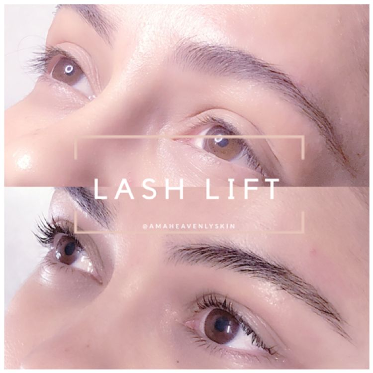 The beauty of a Lash Lift can talk louder than a 1,000 words!