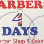 Barbers 4 Days