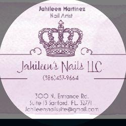 Jahileen's Nails LLC, 300 Entrance Rd N, Sanford, FL, 32771
