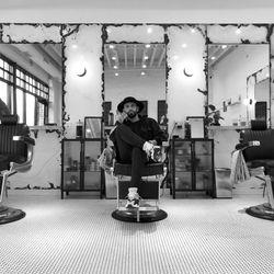 Ricasso the barber, 3653 N Hobart Rd, Hobart, 46342