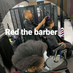 Cuts By Red The Barber, 221 W. Parker Rd., #570, Plano, 75023