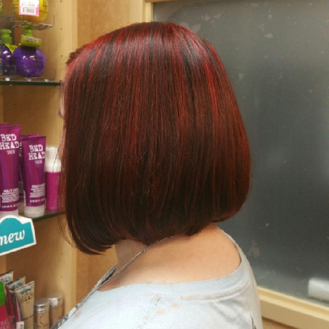 Ruthline Lincoln/Salomes Hair