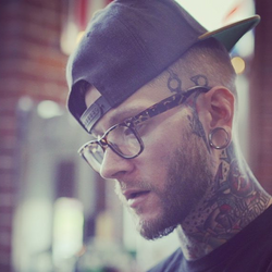 Justin Pitz - Axe To Grind Barbershop & Supply Co.