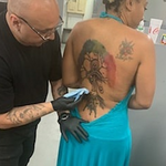 Vibes Tattoo Studio Houston~Ink Magician