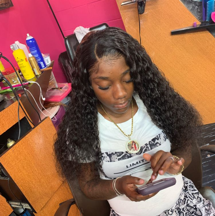 Frontal Wig Install