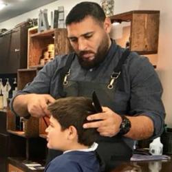 Robert Vazquez - The Ave Barbershop and Salon