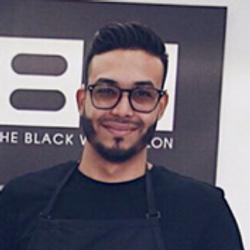Jose Crespo Santiago - The Black White Salon