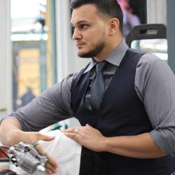 Dylan Miles - Tonsorial Parlor Barbershop