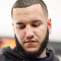 Junior Montoya - New Edge Barbershop & Tattoos